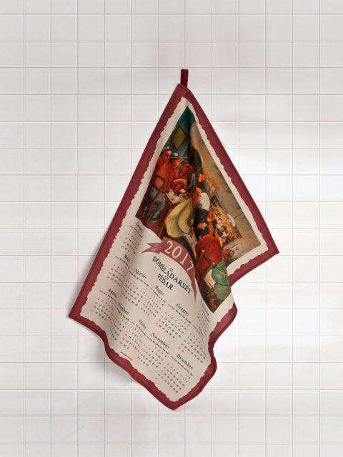 madeinviadana - calendario Pédar