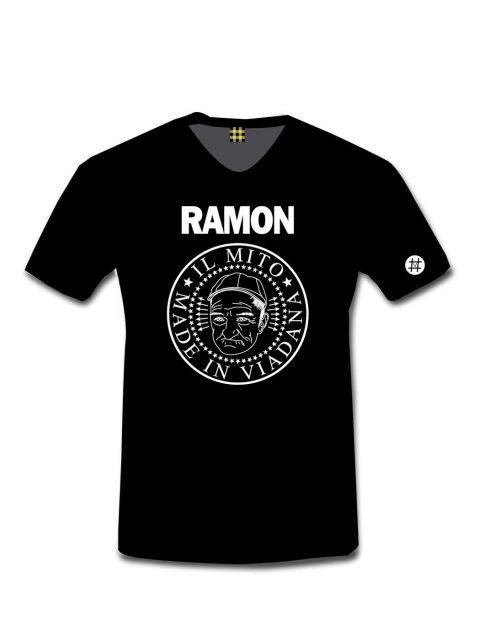 madeinviadana - THE RAMON - T-Shirt