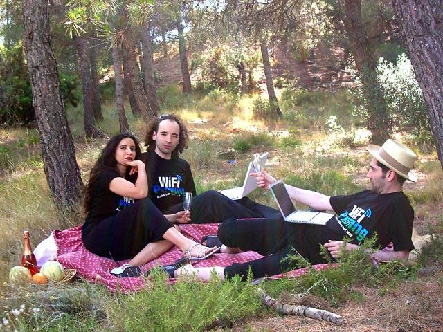 Studio Badini Createam: le dejeuner sur l herbe