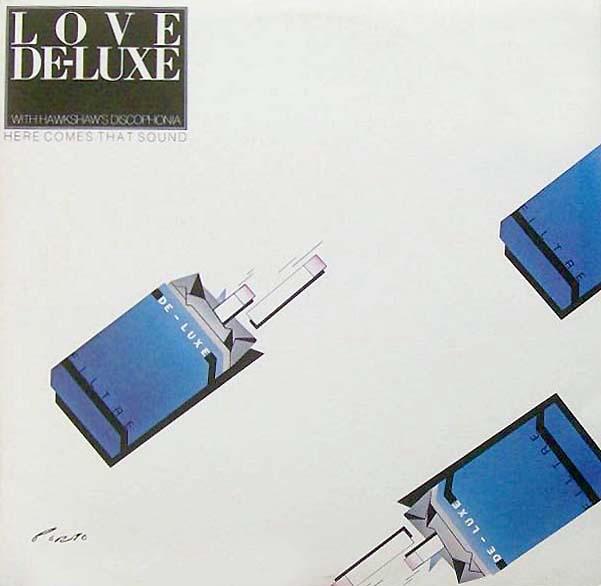 The graphic art of Greg Porto - LOVE - DE-LUXE