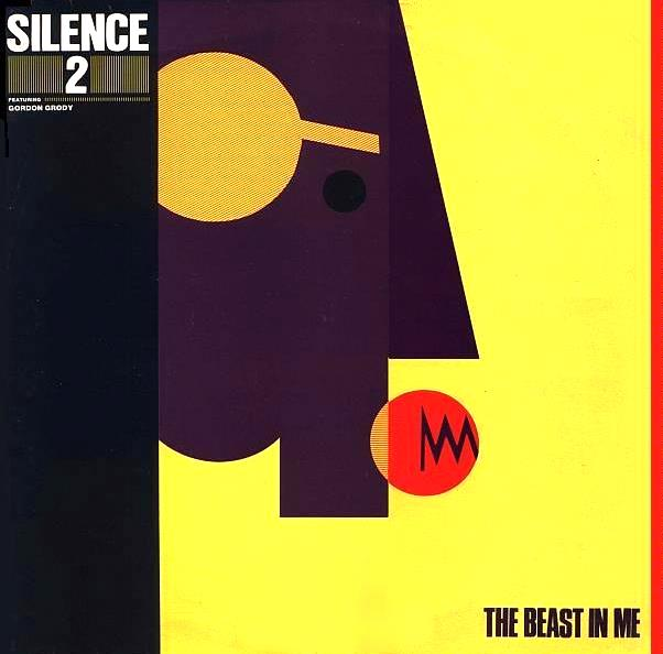 The graphic art of Greg Porto - Silence 2 -The beast in me
