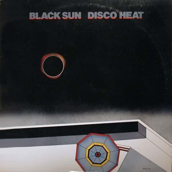 The graphic art of Greg Porto - Black sun - Disco Heat