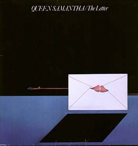 The graphic art of Greg Porto - Queen Samantha the Letter