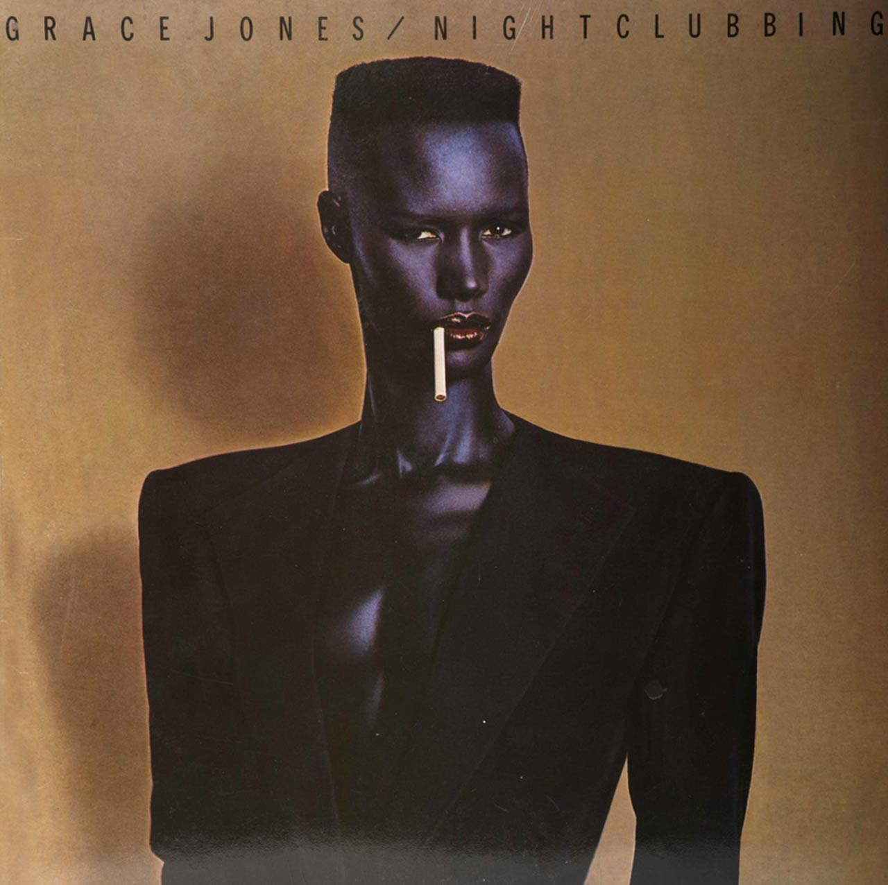 The graphic art of Greg Porto - Grace Jones - Nightclubbing