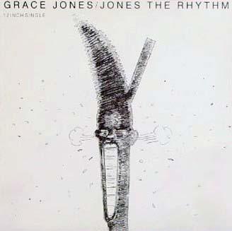 The graphic art of Greg Porto - Grace Jones - Jones the rhytm