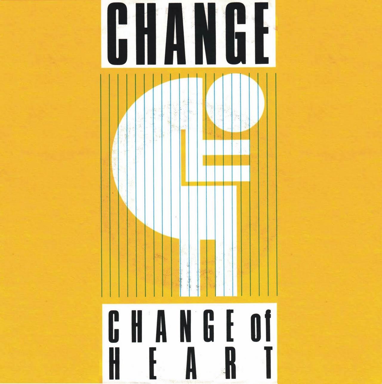 The graphic art of Greg Porto - Gino Soccio - Change Of Heart