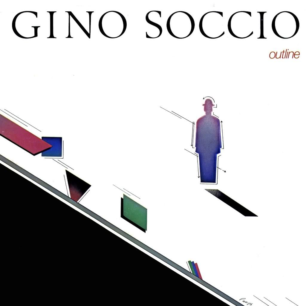 The graphic art of Greg Porto - Gino Soccio - Outline