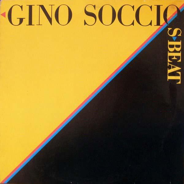 The graphic art of Greg Porto - Gino Soccio - S-BEAT
