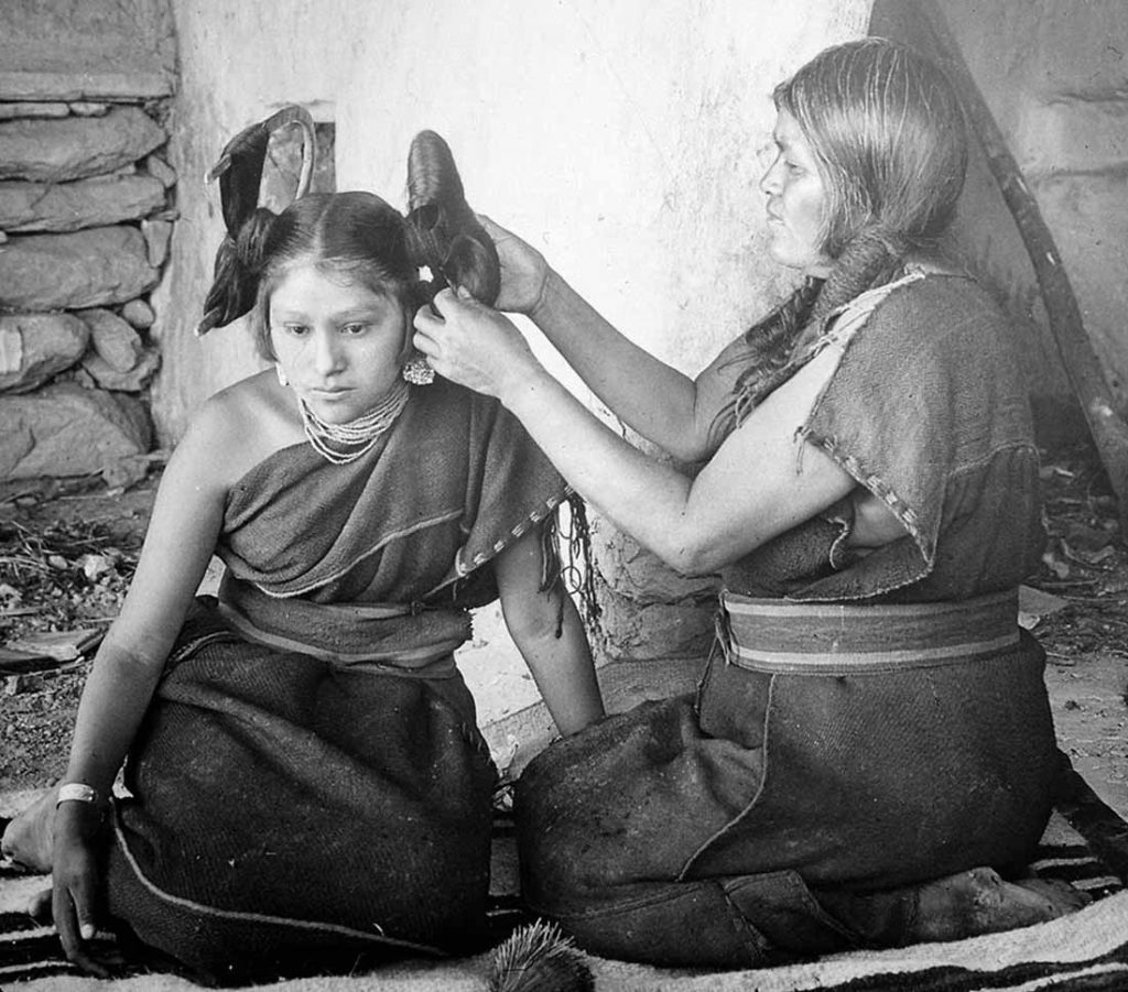 Studio badini createam - Hopi Women | Inspirations