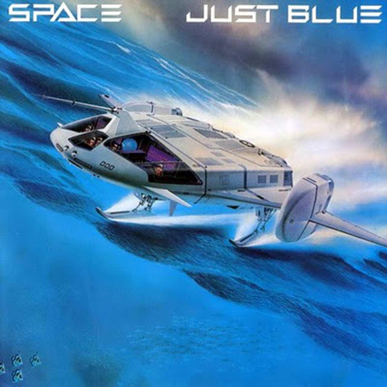 Sushei Nagaoka / Illustration Maestro - Space - Just Blue