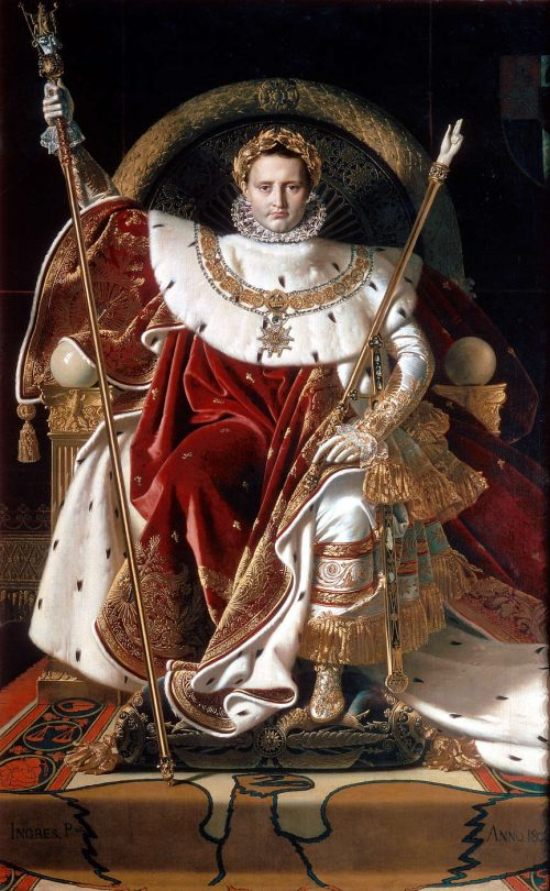 Ingres,_Napoleon_on_his_Imperial_throne